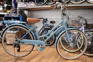 お洒落な自転車 エミファイン