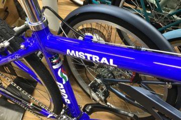 "<span class=""title"">GIOS MISTRAL ミストラル 再入荷です</span>"